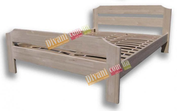 Односпальная кровать Каприз-2 - 80см