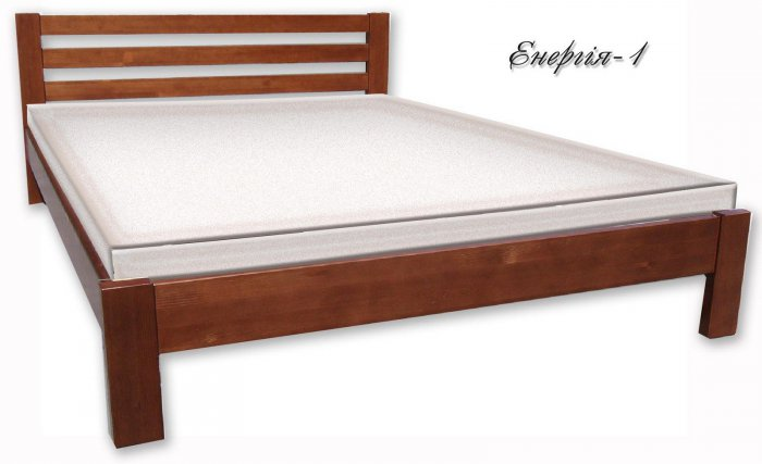 Односпальная кровать Энергия-1 - 80x200см