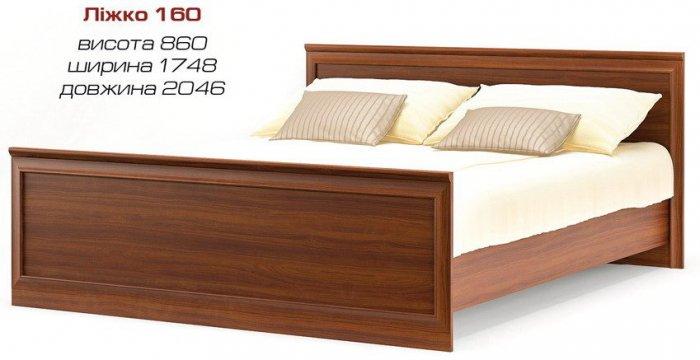 Двуспальная кровать для системы Дублин