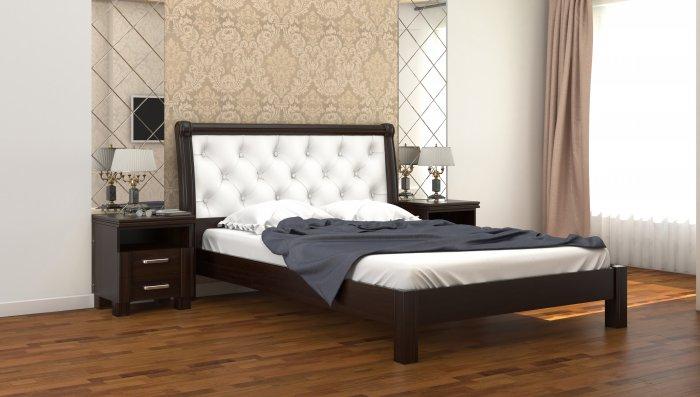 Двуспальная кровать Милена - 160x200см
