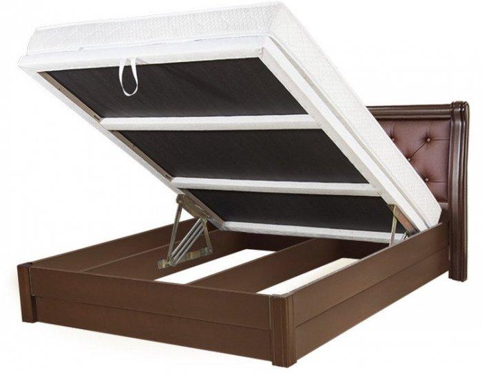 Двуспальная кровать Милена - 180x190-200см c механизмом