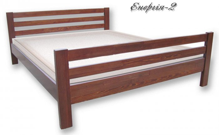 Двуспальная кровать Энергия-2 - 160см