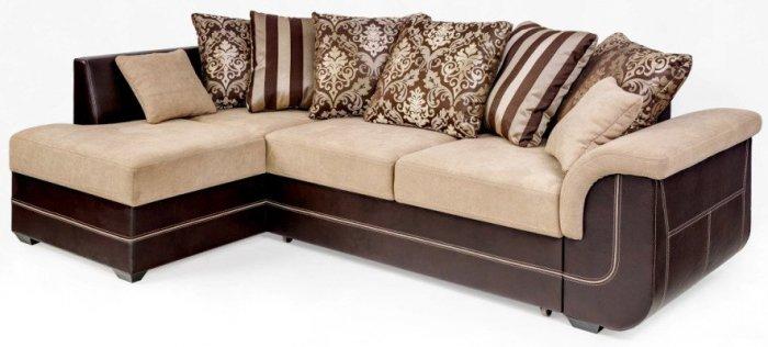 Угловой диван Генрих