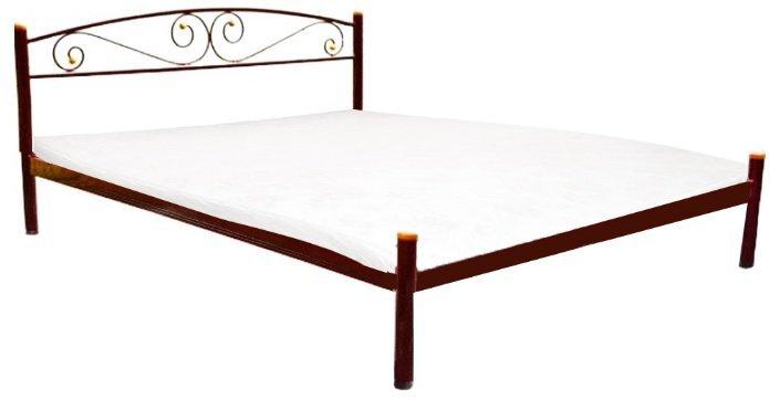 Полуторная кровать Вероника - 120х190-200см
