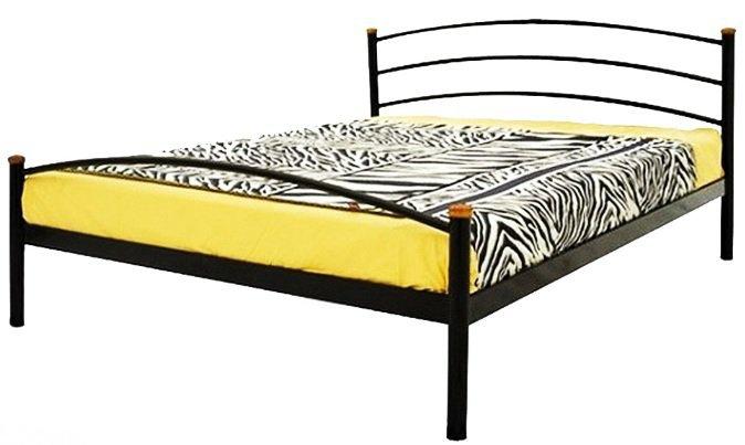 Полуторная кровать Маргарита - 140х190-200см