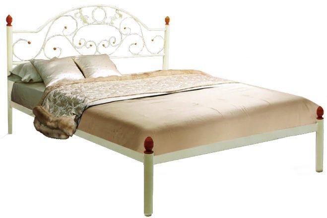 Полуторная кровать Франческа - 140х190-200см