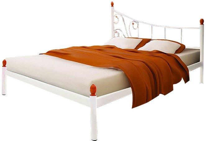 Двуспальная кровать Калипсо - 160х190-200см