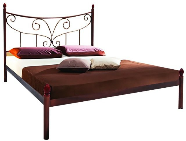 Полуторная кровать Луиза - 140х190-200см
