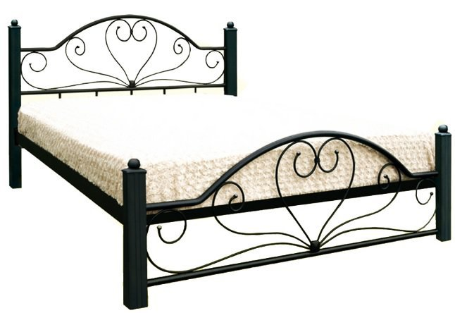 Полуторная кровать Джоконда - 140х190-200см