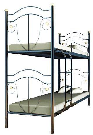 Двухъярусная кровать Диана - 80х190-200см