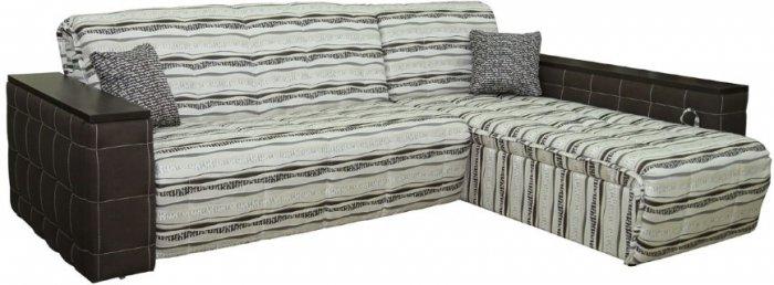 Угловой диван Модерн NEW - спальное место 1,6 +0,7 м