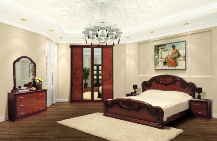 Модульная спальня Опера