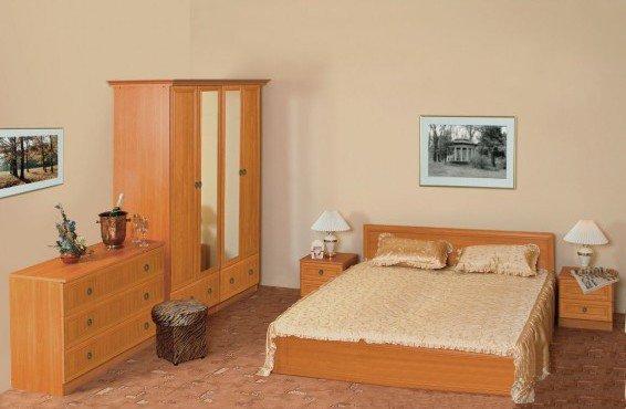 Спальня 4Д Милена