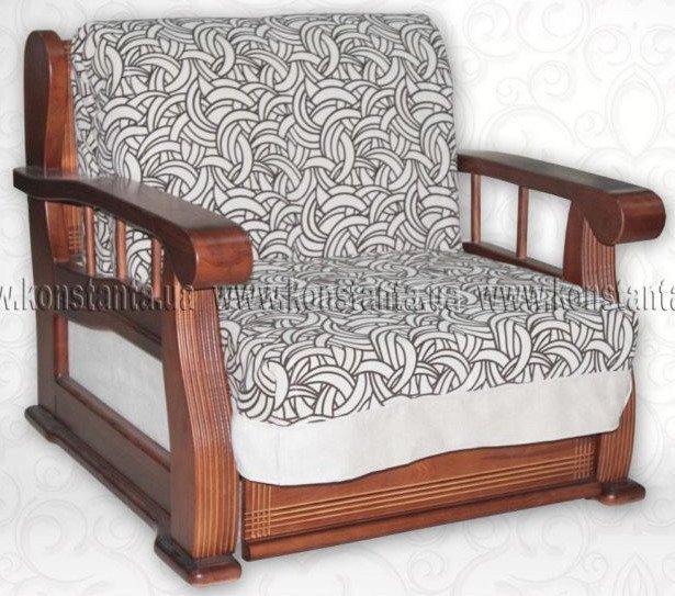 Кресло Цезарь - спальное место 70см