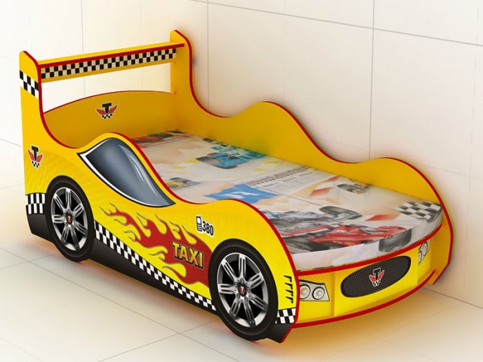 Кровать -машинка KM-280 Такси