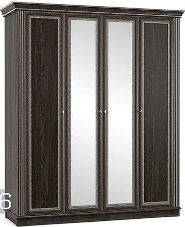 Шкаф 4Д Бристоль