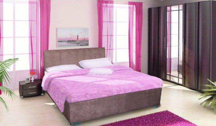 Двуспальная кровать Бест 200х160