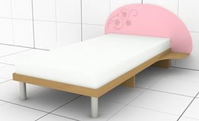 Кровать O-L-04 Ольвия