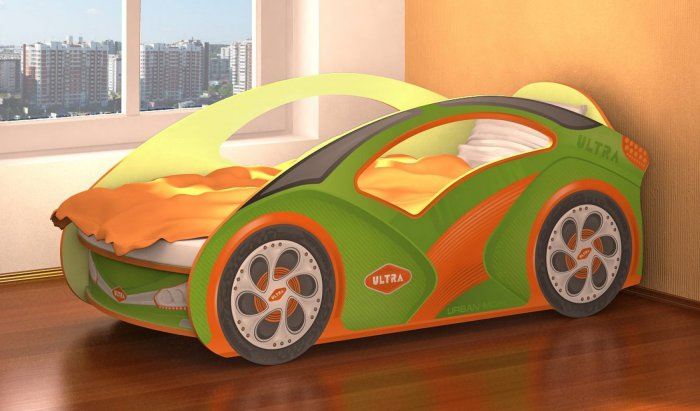 Кровать KM-380-2 Ультра