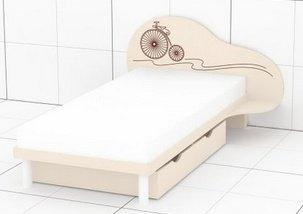 Кровать O-L-03/04 Лондон (без ящика)