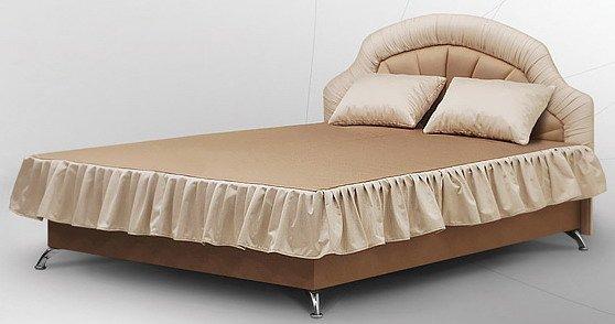Полуторная кровать Классик - 140х200см
