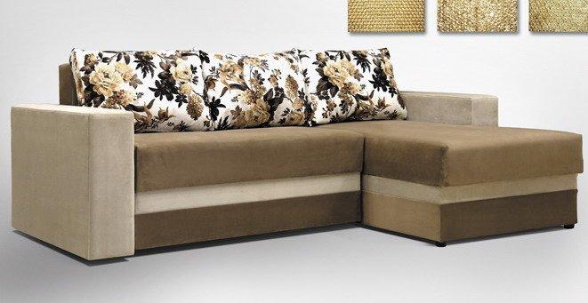Угловой диван Париж