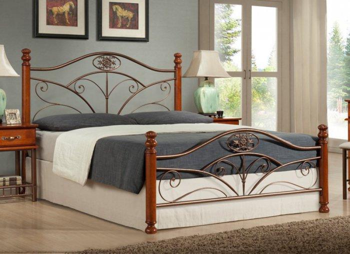 Двуспальная кровать Бавария