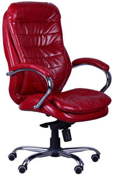 Кресло руководителя Валенсия мех. Anyfix