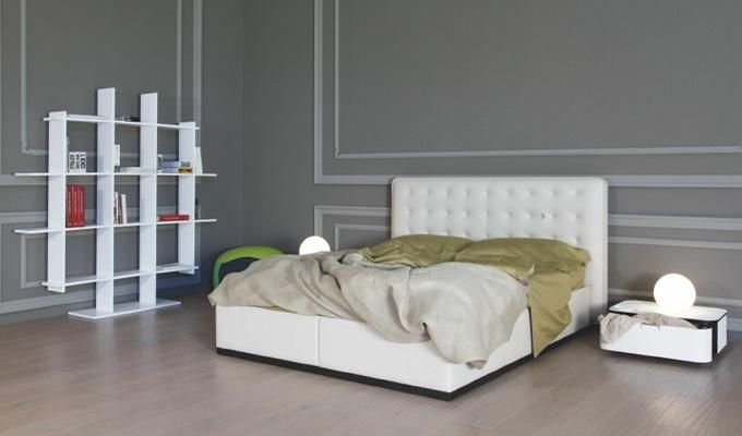 Двуспальная кровать Толедо 160х200см