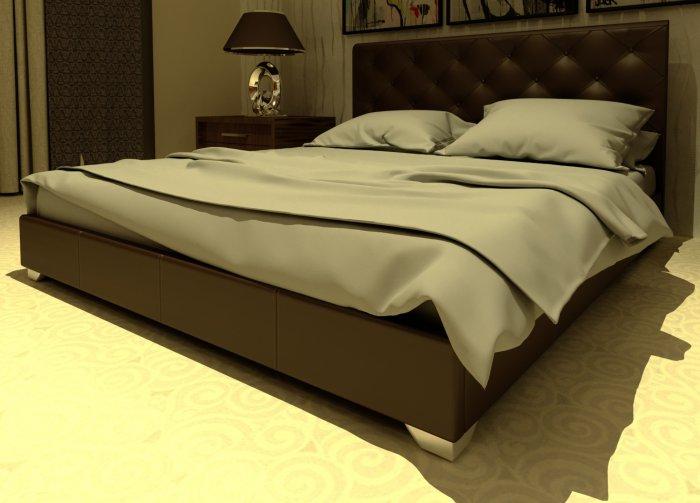 Полуторная кровать Морфей 140х200
