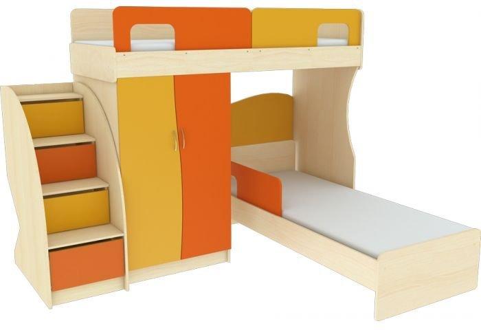 Детская спальня №2 Меридиан