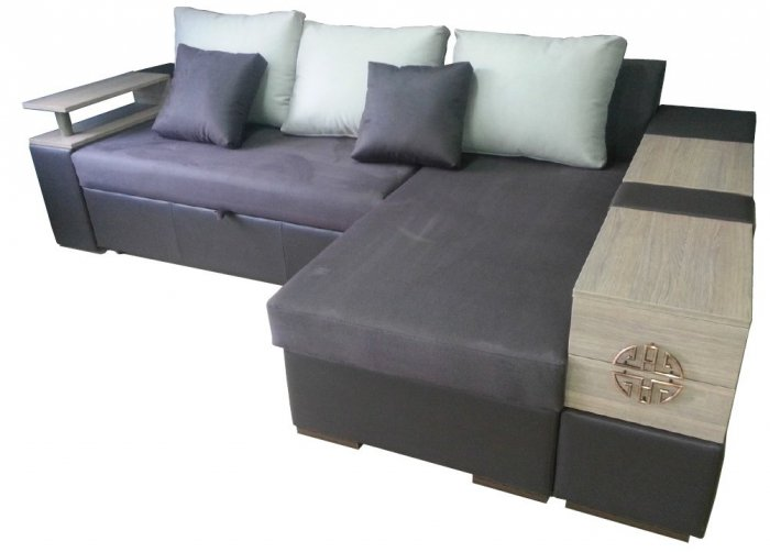 Угловой диван Жасмина