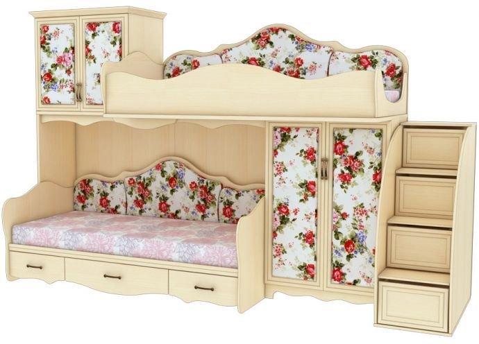 Детская спальня №3 Прованс