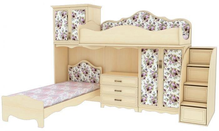 Мебельный комплект Прованс базовая комплектация