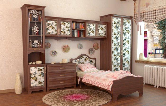 Детская спальня №1 Прованс