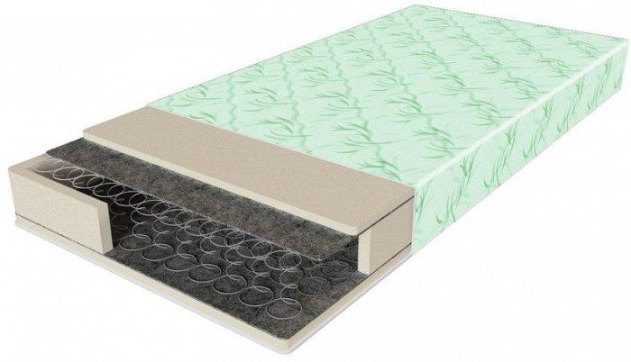 Двуспальный матрас Comfort 2 - 150x200 см