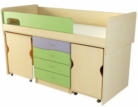 Детский мебельный комплект Меридиан
