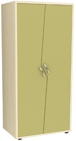 Шкаф-гардероб ШГ 1-1/ ШГ 1-2 Планета Луна