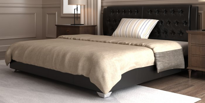 Полуторная кровать Тиффани 200х140