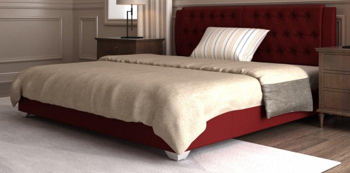 Двуспальная кровать Тиффани 200х160