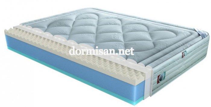 Рулонный матрас Dormisan Pullman - 200x200 см