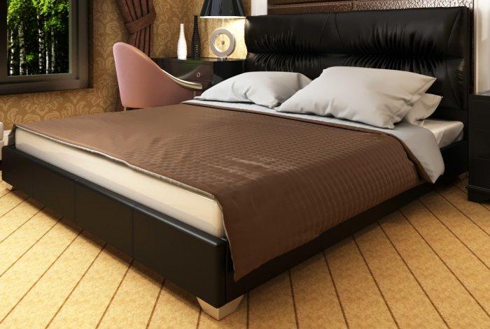 Двуспальная кровать Камелия 200х180