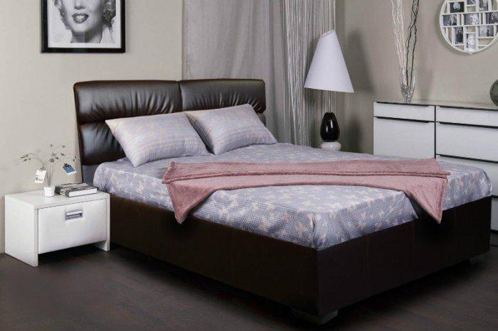 Двуспальная кровать Манчестер 200х180