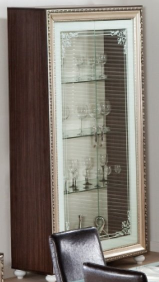 Витрина 2-дверная Элизабет