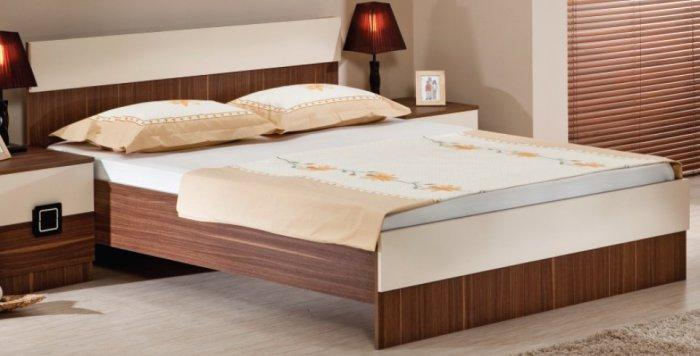 Односпальная кровать 90 Атлас