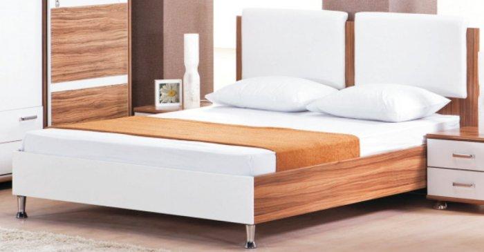 Двуспальная кровать 160 Белла