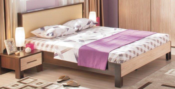 Двуспальная кровать 160 Дрезден