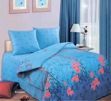 Двухспальный комплект постельного белья Каприз