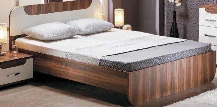 Двуспальная кровать 160 Фрида