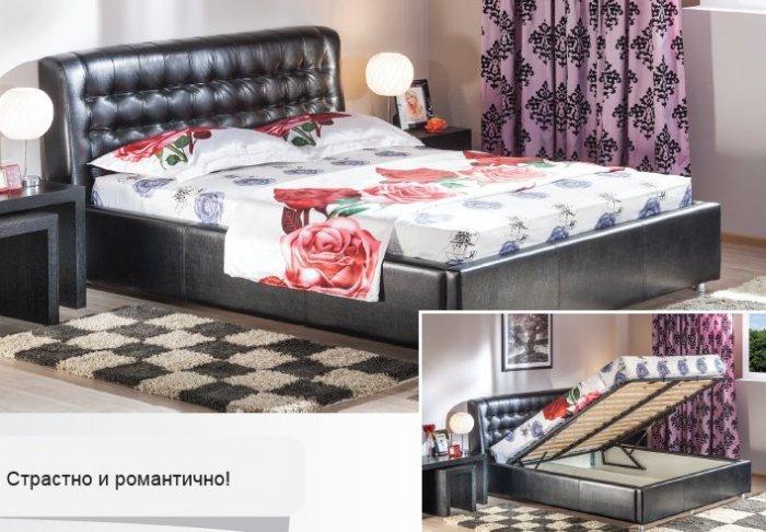 Двуспальная кровать 160 Фридом
